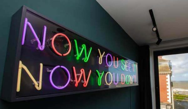 Gallery - Now Your see it - ART B&B Blackpool