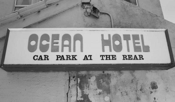 ART B&B former Ocean Hotel Blackpool