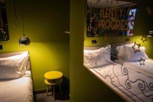 Progress Room - Art B&B