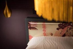 Queen Room - Art B&B