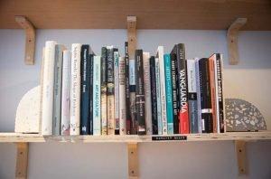 Library Garth Gratrix Tom Ireland